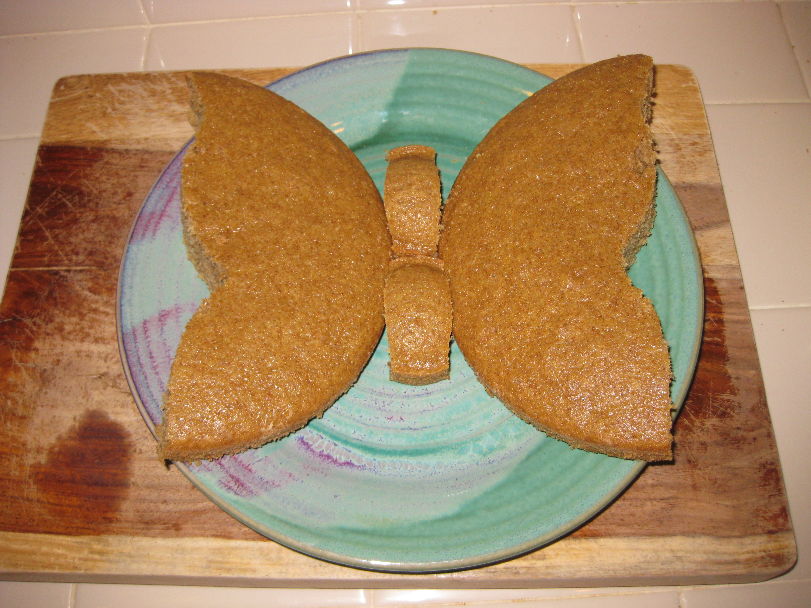 Uses Of Butterfly Cake Pan