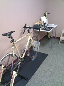 Bike Fitting Service at Rosser Chiropractic