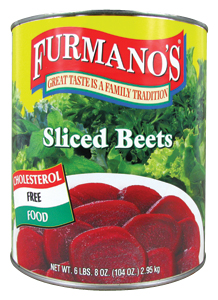 Canned Beets