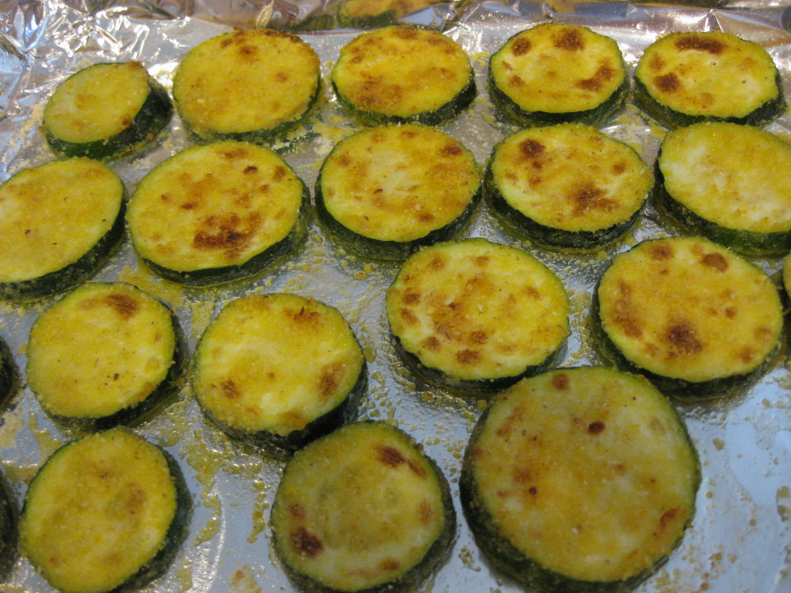 country style zucchini rounds all done monkey. Black Bedroom Furniture Sets. Home Design Ideas