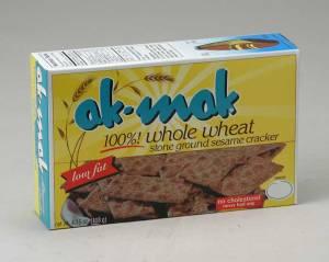 Ak-Mak Crackers