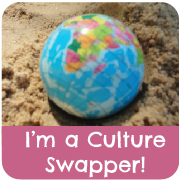 Culture Swapper Badge
