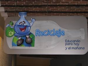 Recycling, Children's Museum, Costa Rica
