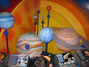 Planets, Children's Museum, Costa Rica