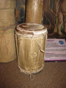 Indigenous Drum, Children's Museum, Costa Rica
