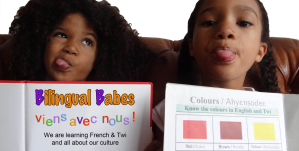 Helping Kids Deal with Being Different - Bilingual Babes on Alldonemonkey.com