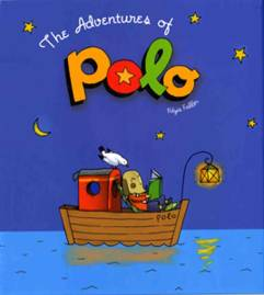 The Adventures of Polo by Regis Faller - Book Giveaway on Alldonemonkey.com