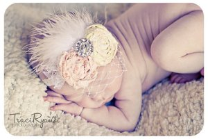 Cherished Bliss vintage headband
