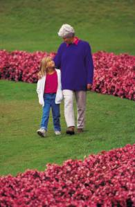 Grandparents and the Bilingual Child - Alldonemonkey.com