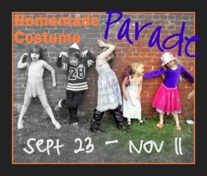 Homemade Costume Parade - Alldonemonkey.com