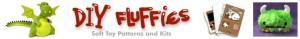 DIYFluffies logo - Pinterest Scavenger Hunt Alldonemonkey.com