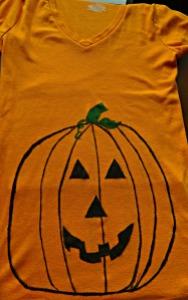 Baby's First Halloween Costume - Alldonemonkey.com
