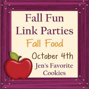 Fall Fun Link Parties - Fall Food
