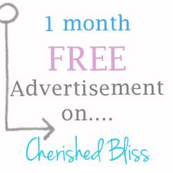 Cherished Bliss prize - Pinterest Scavenger Hunt - Alldonemonkey.com