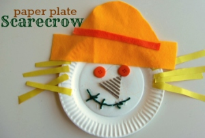 No Time for Flash Cards - Scarecrow Roundup on Alldonemonkey.com