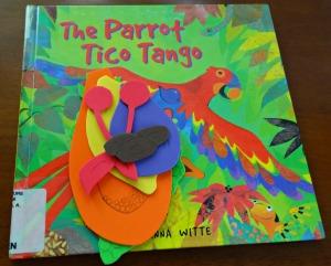 Parrot Tico Tango Activity - Alldonemonkey.com