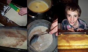 South African Milk Tart - Loving Learning