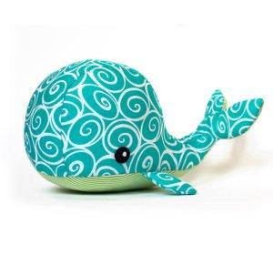 whale pattern 2 - DIY Fluffies - Pinterest Scavenger Hunt Alldonemonkey.com
