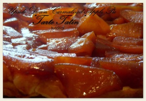 Busy as a Bee - Tarte Tatin