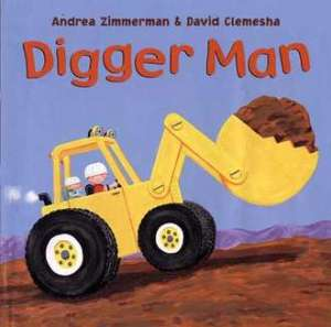Digger Man - Andrea and David