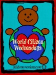 World Citizen Wednesdays - Alldonemonkey.com