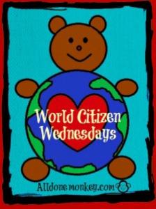 World Citizen Wednesdays - Alldonemonkey.com
